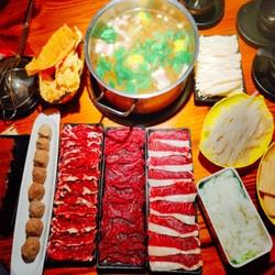 今年牛事•潮品全牛火锅2-3人餐 上海6店通用