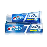 Crest 佳洁士 全优7效抗酸锁钙牙膏 120g