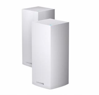 LINKSYS 领势 MX4200 三频4200M 千兆分布式Mesh无线路由器 WiFi 6 单个装