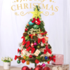 shengnishangpin 晟旎尚品 圣诞树套装 60cm 彩灯款
