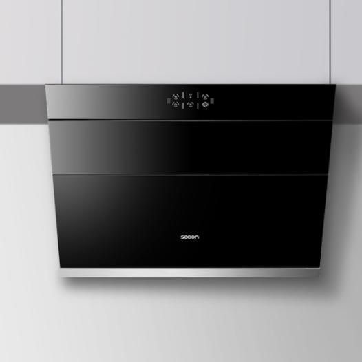 帅康8905抽油烟机侧吸式脱排家用智能感应自动清洗厨房大吸力烟机