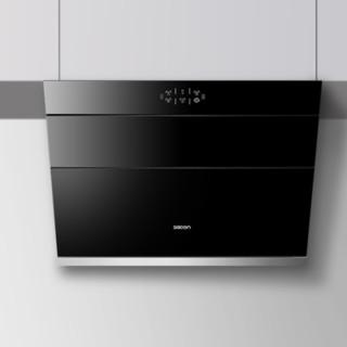 sacon 帅康 8905抽油烟机侧吸式脱排家用智能感应自动清洗厨房大吸力烟机