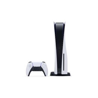 索尼(SONY) 索尼ps5/PS4 Pro/Slim 体感游戏机家用游戏机 港版/日版支持VR设备 日版PS5光驱版(日本本土品质) 官方标配
