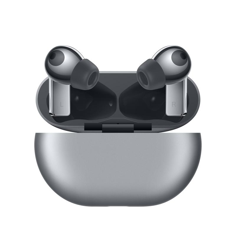 学生专享 : HUAWEI 华为 FreeBuds Pro 无线充版 入耳式真无线蓝牙耳机 冰霜银
