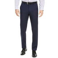 银联爆品日:ALFANI 阿尔法尼  男式修身弹力纯色西装裤