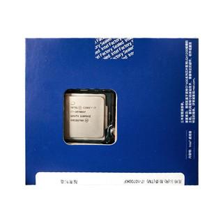 Intel 英特尔 i7-10700KF盒装CPU+技嘉B460M 小雕ELITE 主板 板U套装