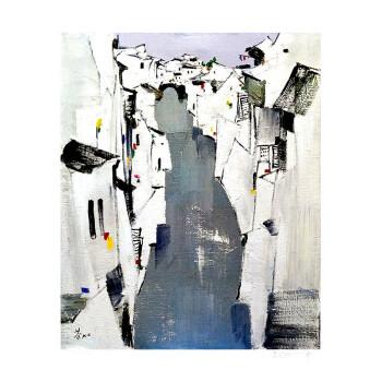 ARTMORN 墨斗鱼艺术 吴冠中系列 1.0023E+13 版画复制品 限量500版 73*60cm