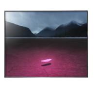 PICA Photo BENOIT PAILLE系列 泽上白岩 摄影创作 限量200版 40*50cm 石墨黑