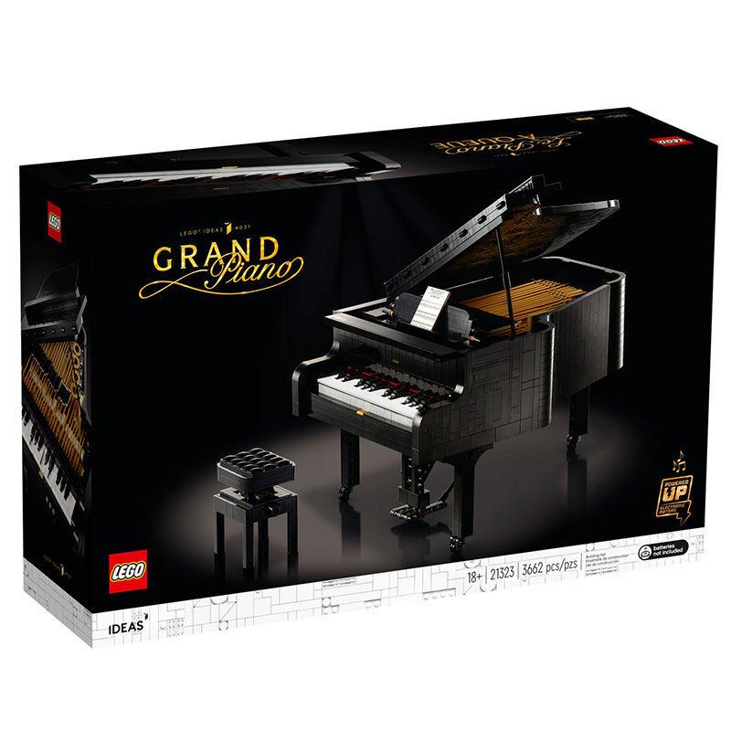 LEGO 乐高 IDEAS系列 21323 可弹奏钢琴