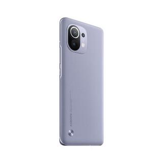 MI 小米 11 套装版 5G手机 8GB+256GB 烟紫