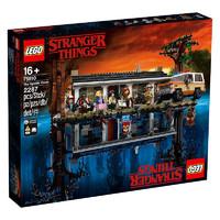 LEGO 乐高 75810 怪奇物语系列 颠倒世界 经典收藏版
