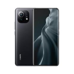 MI 小米 11 5G智能手机 8GB+128GB 黑色