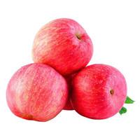 京东PLUS会员:见果是果 陕西红富士苹果 带箱5斤装 (90-100)