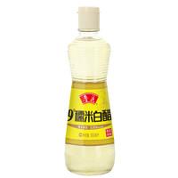 luhua 鲁花 调味品 9°糯米白醋 500ml   *2件