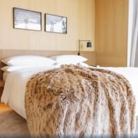 上海艾迪逊酒店 豪华大床房 1晚 含双早