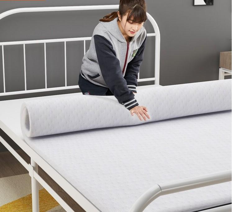 喜临门学生寝室床褥子床垫 抗菌防螨防潮软垫 学生宿舍单人地铺睡垫线下同款 青春垫 A3 90*190cm