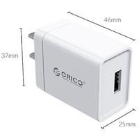百亿补贴:ORICO 奥睿科 MC10 充电器 10.5W 单口