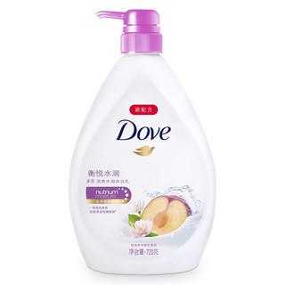 Dove 多芬 清爽水润系列沐浴乳