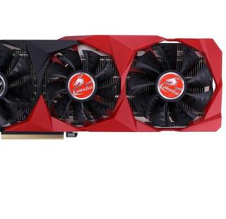 COLORFUL 七彩虹 战斧 GeForce RTX 3070 8G 显卡 8GB