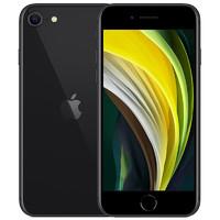 Apple 苹果 iPhone SE 4G手机 2GB+128GB 黑色