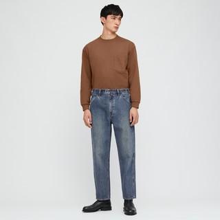 UNIQLO 优衣库 U系列 430607 男士牛仔裤