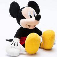 萌萌族  迪士尼毛绒公仔 经典款米奇 30cm