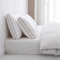 LUOLAI 罗莱 羽绒枕系列 One+ 防螨抗菌七星枕 47*73cm