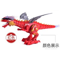 千北 红色霸王龙 不喷雾 赠变形恐龙蛋