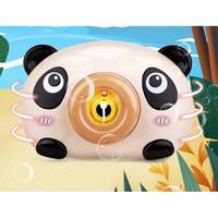 涩咪咪 熊猫泡泡机 格里黄 标配版