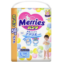 Merries 妙而舒 拉拉裤 L56片