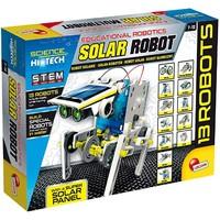 中亚Prime会员:LISCIANI MULTIROBOT 14合1太阳能机器人