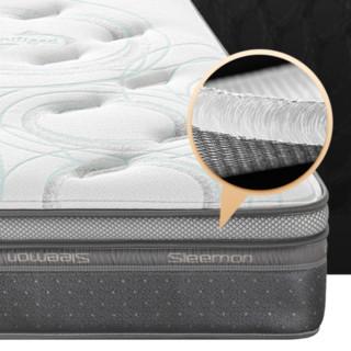 SLEEMON 喜临门 光年系列 PLUS弹簧乳胶床垫 1.8*2m