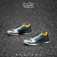 Nike耐克 Kobe 5 Protro Low-Top 科比5 黑白金大舞台 小丑 湖人篮球鞋 CD4991-300 43