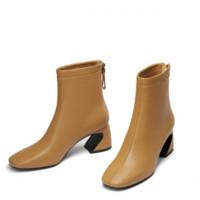 tigrisso 蹀愫 TA10771 中跟时装靴