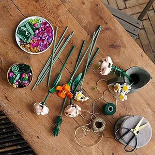 LEGO 乐高 Botanical Collection 植物收藏系列 10280 花束
