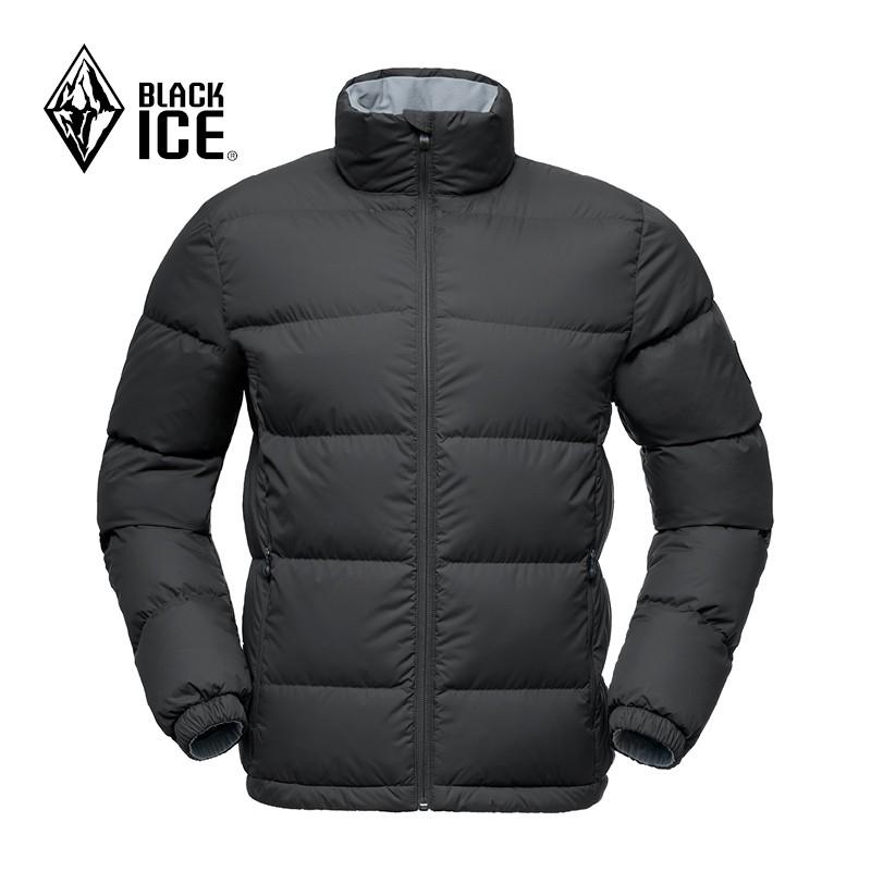 BLACK ICE 黑冰 F8111 立领鹅绒羽绒服