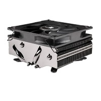 Thermalright 利民 AXP90-X53 纯铜黑镍版 ITX CPU散热器