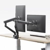 再降价:Brateck E52 显示器双屏支架