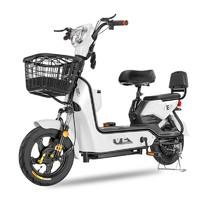 思帝诺新国标48V新款电动车电动自行车小型电瓶车男女两轮代步车