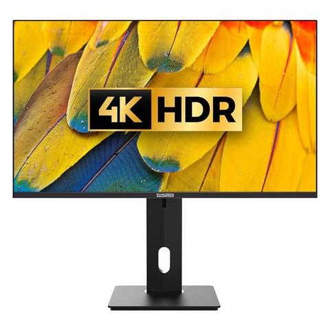 松人 T270LG 27英寸显示器(4K、60Hz、IPS)
