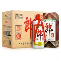 LANGJIU 郎酒 郎牌郎酒 53度酱香型白酒 500ml*6瓶