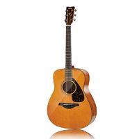 京东PLUS会员:YAMAHA 雅马哈 FG系列 FG800VN 亮光民谣吉他 41英寸 复古木色