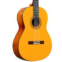 YAMAHA 雅馬哈 C系列 CS40 亮光古典吉他 36英寸 原木色