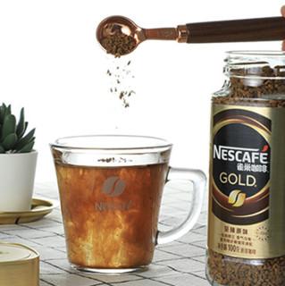 Nestlé 雀巢 金牌 速溶咖啡 至臻原味 瓶装
