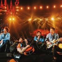 QQ音乐xTME live 五月天「好好好想见到你」跨年线上演唱会