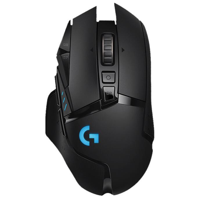 Logitech 罗技 G502 LIGHTSPEED 无线鼠标 黑色 25600DPI