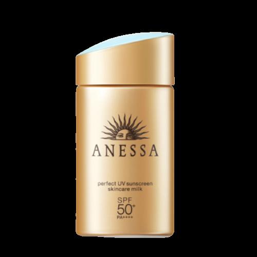 ANESSA 安热沙 金瓶防晒霜 60ml 2020年版 *3件