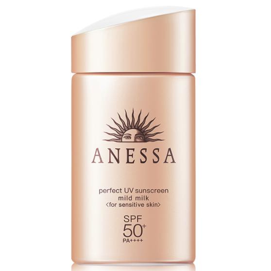 ANESSA 安热沙 水能户外防晒系列水能户外防晒乳 亲肤型 SPF50+ PA++++ 60ml