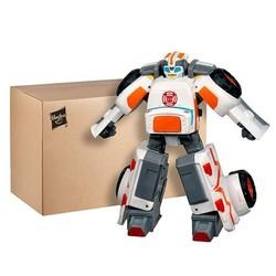Hasbro 孩之宝 变形金刚救援机器人系列  救护车