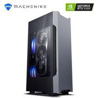 新品发售:MACHENIKE 机械师 创物者X II代 台式电脑主机(i7-10700、16GB、512GBB+1TB、RTX3070)